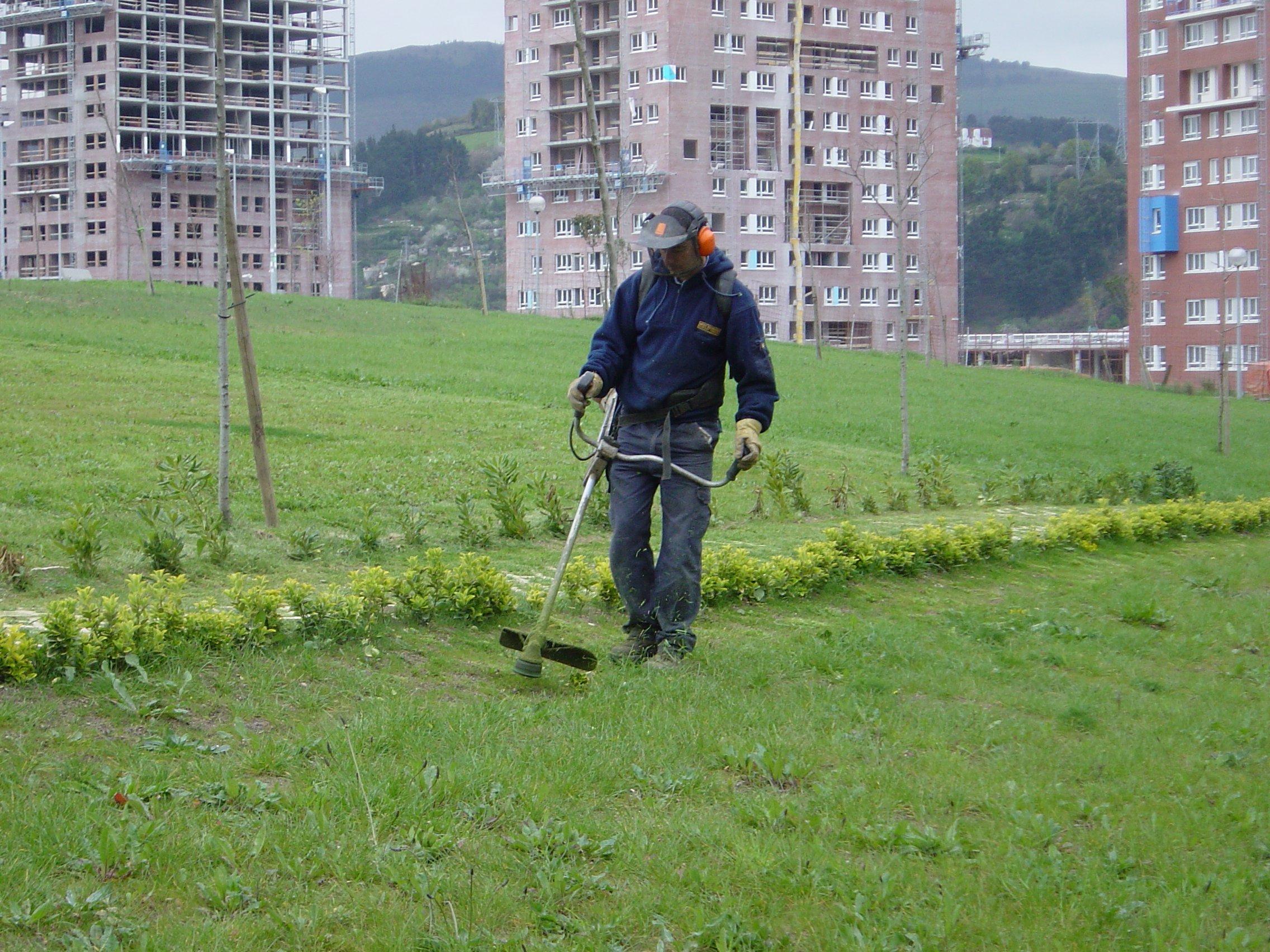 Mantenimiento de jardines en bizkaia y alrededores enara for Mantenimiento de jardines